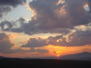 Nebo nad Zlatiborom